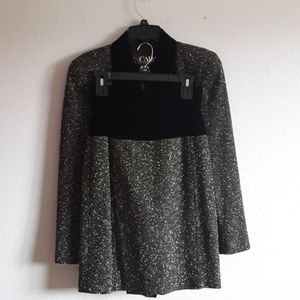 Escada Jackets & Coats - Escada blk -wht 2 PC suit